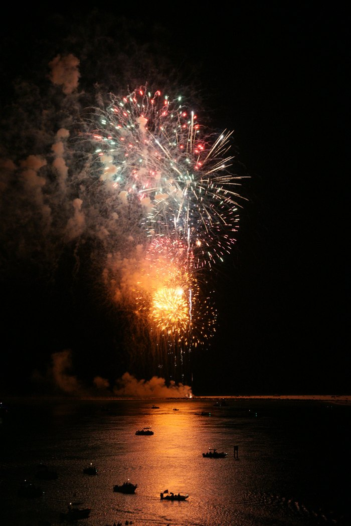 The Best Fireworks Displays In Florida 2016 Cities