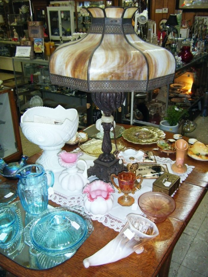 9 Charming Towns In Alabama With The Best Antiques
