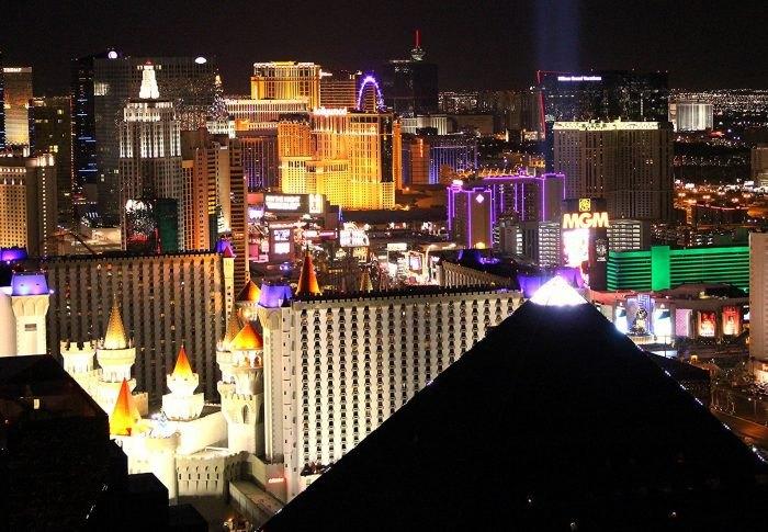 Las Vegas Strip Adventure