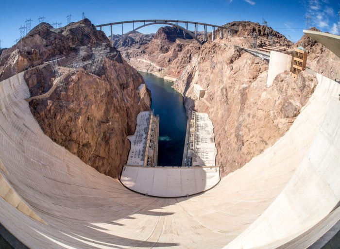 Watch This Weird Science Moment At Arizona's Hoover Dam
