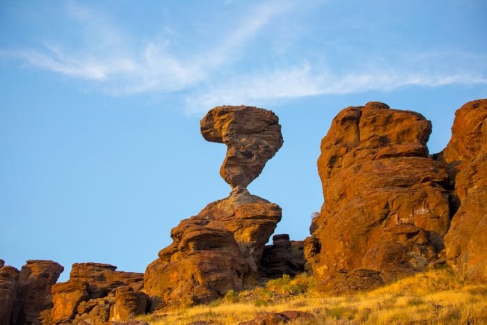 Idaho Places to See - Balanced Rock