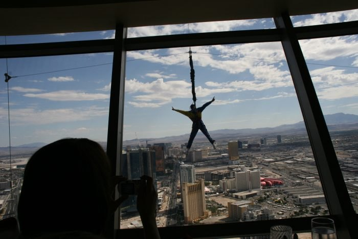 SkyJump Las Vegas Adventure
