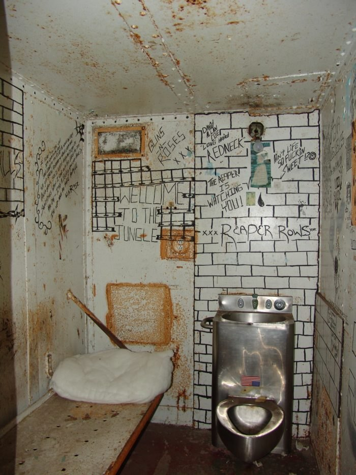 Awesome 10 Amazing Abandoned Us Prisons And Jails Download Free Architecture Designs Scobabritishbridgeorg
