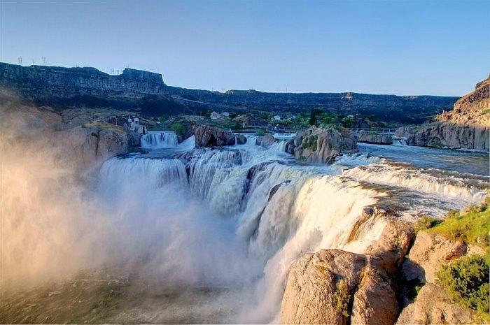 10 No-Hike, Roadside Waterfalls in Idaho