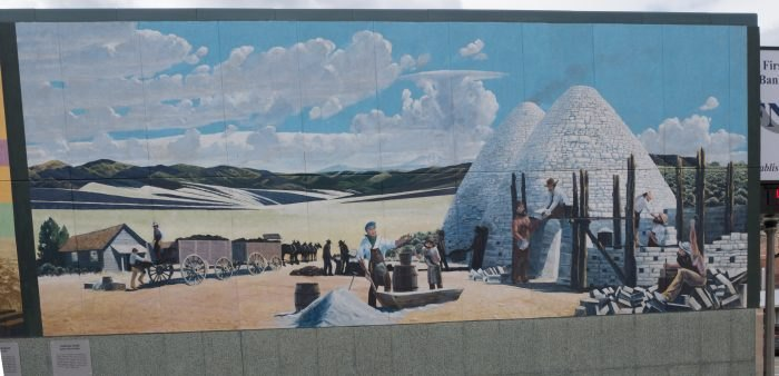 Ely Nevada Historical Murals Adventure