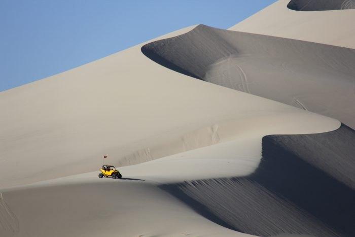 Sand Mountain Adventure