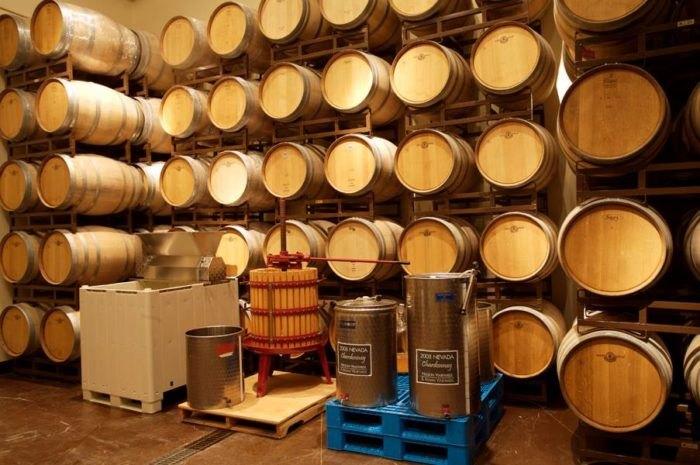 Nevada wineries and vineyards
