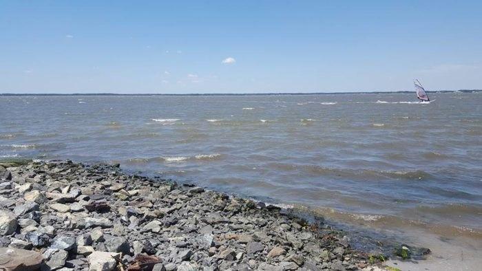 Facebook / Delaware Seashore State Park