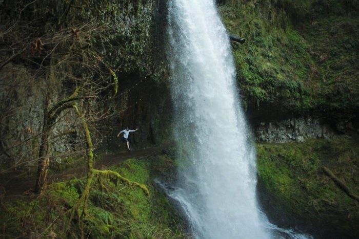 Trail of Ten Falls 110