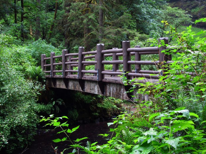 rail of Ten Falls 2