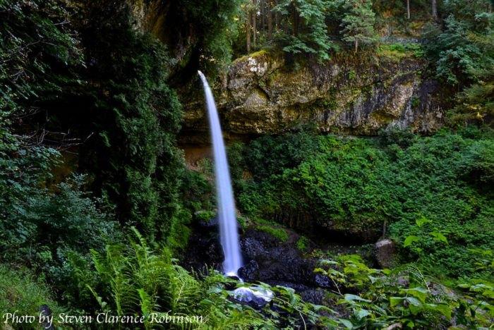Trail of Ten Falls 1