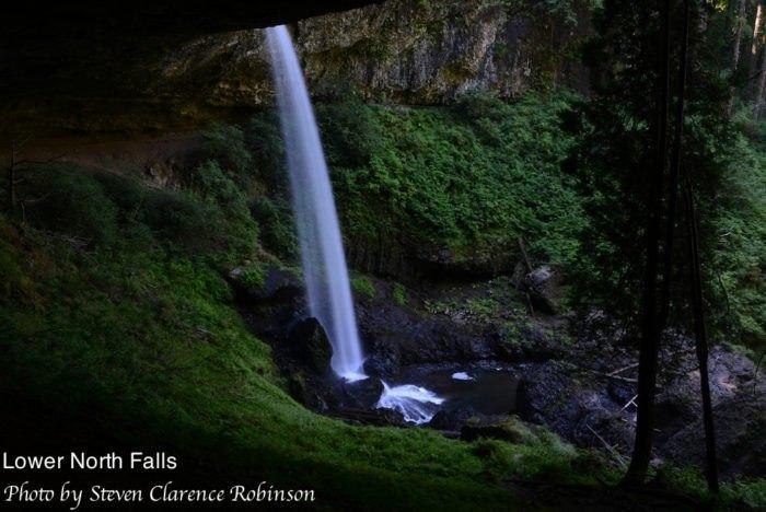Trail of Ten Falls 5