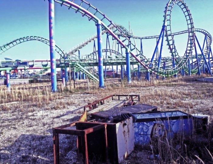 10 Abandoned Amusement And Theme Parks In America