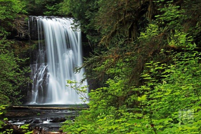 Trail of Ten Falls 9
