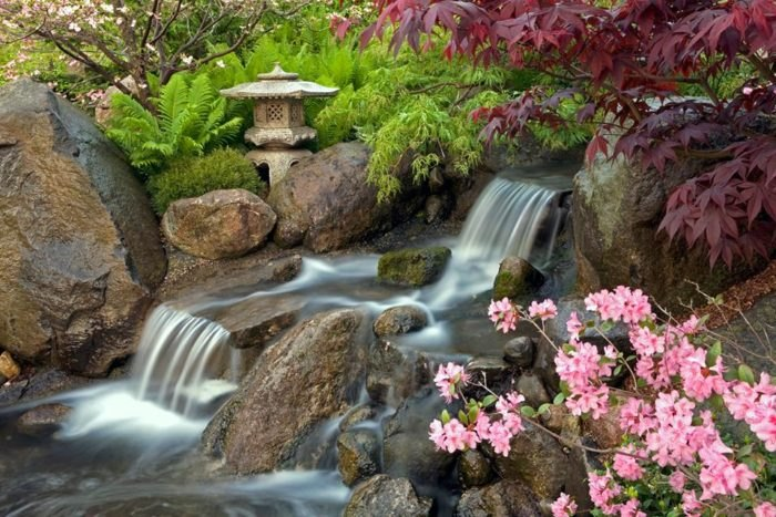 The Best Japanese Gardens Are Right Here In Illinois