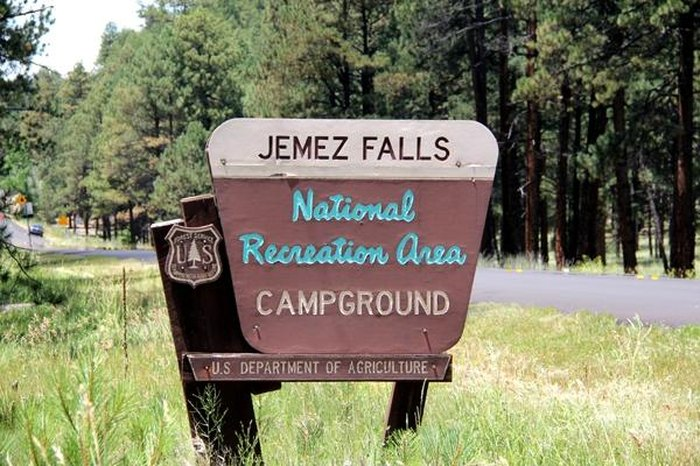 The Best Waterfall Campground In New Mexico For A ...