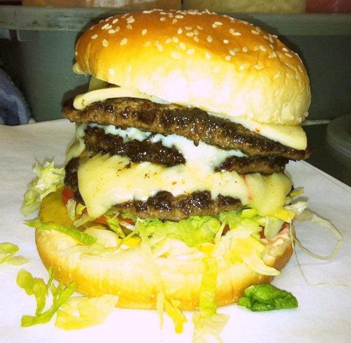 ultimate burger bucket list
