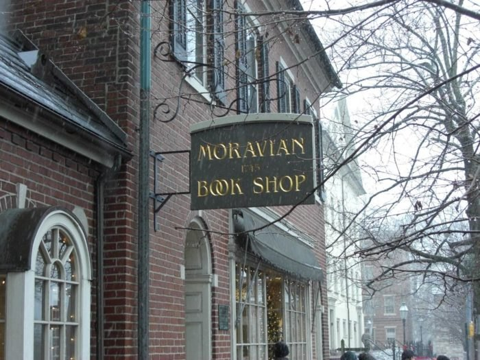 The Oldest Bookstore In America Has A Frightening Secret