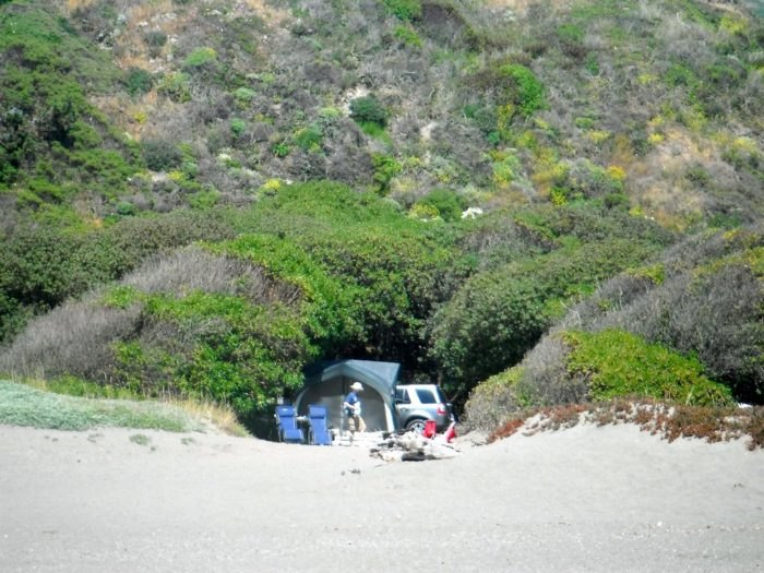 12 Spectacular Spots In Northern California Where You Can Camp Right On The Beach