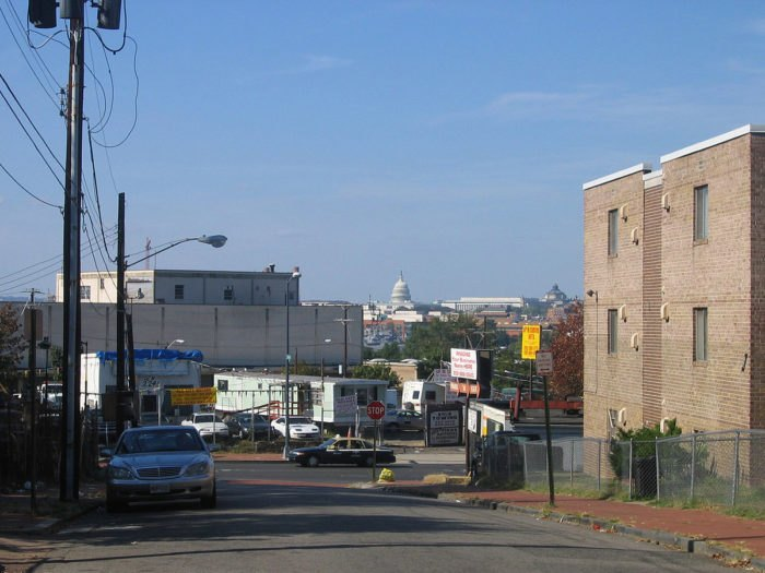 Here are The 7 Most Dangerous Places in Washington DC