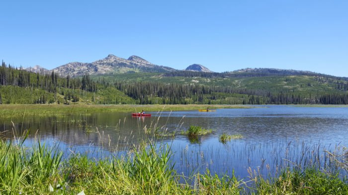 7 Beautifully Remote, Primitive Camping Spots In Idaho
