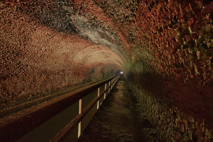 This Haunted Tunnel In Maryland Is Not For The Faint Of Heart