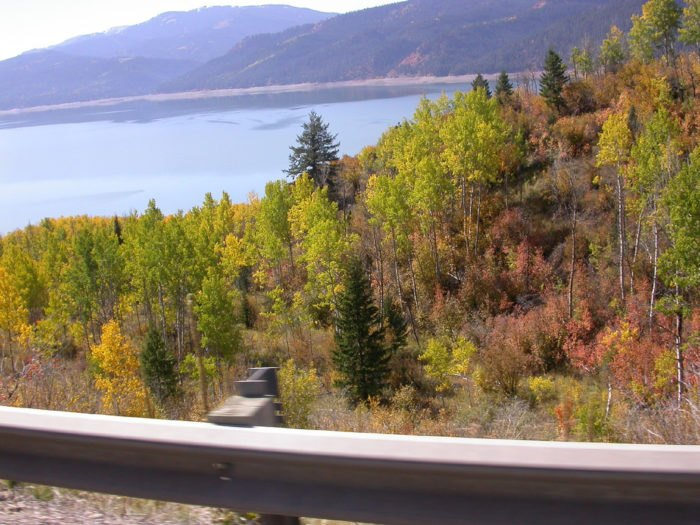 Palisades Creek Trail - Idaho