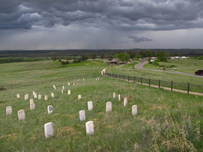 Everyone In Montana Should Visit The Little Bighorn Battlefield