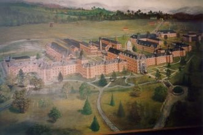 Broughton Hospital Mental Asylum Is One Of The Most Haunted Places