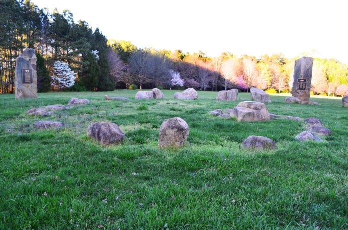 North Carolina Has Its Own Stonehenge