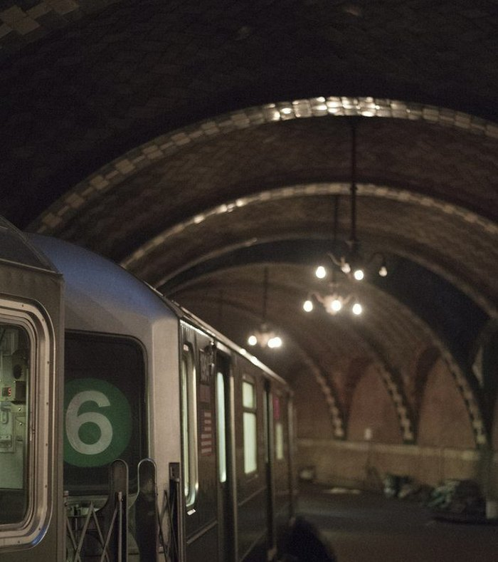There's A Gorgeous Subway System Hiding Beneath New York