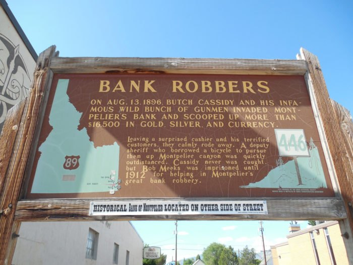 Butch Cassidy and the Idaho Bank Robbery