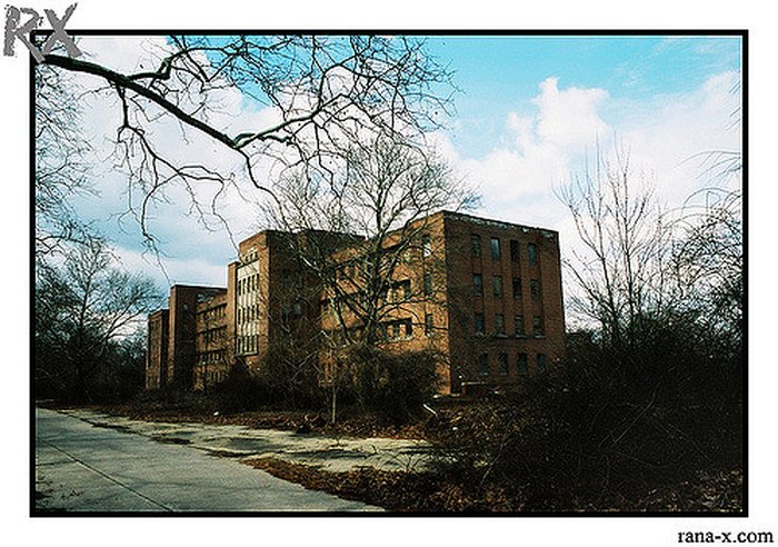Philadelphia State Hospital In Pennsylvania Was A Creepy