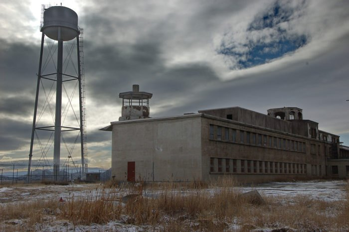 The New Mexico Prison With A Dark And Evil Past