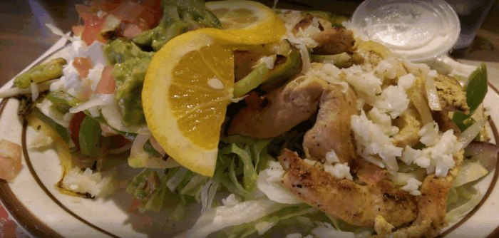 Los Lupes Restaurant, Mesquite, NV
