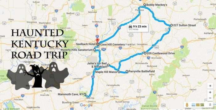 This Road Trip Takes You To The Most Haunted Places In Kentucky Kentucky Map Google on quotes about kentucky, glendale kentucky, hellhound kentucky, magoffin county kentucky, weather kentucky, belfry kentucky, interstate 69 kentucky, mapquest kentucky, google map shelbyville ky, ezilon maps kentucky, south williamson kentucky, united states map kentucky, us map kentucky, midway college kentucky, simpsonville kentucky, google map richmond ky, middletown kentucky, northeastern counties of kentucky, gilbertsville kentucky, amanda spencer kentucky,