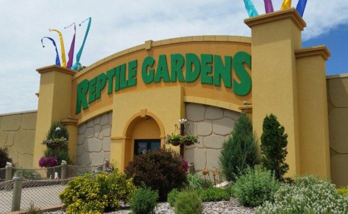 Reptile Gardens is South Dakota's Best Outdoor Attraction