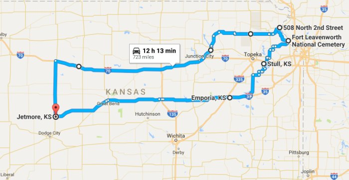 This Haunted Kansas Road Trip Will Lead You To Scary Places