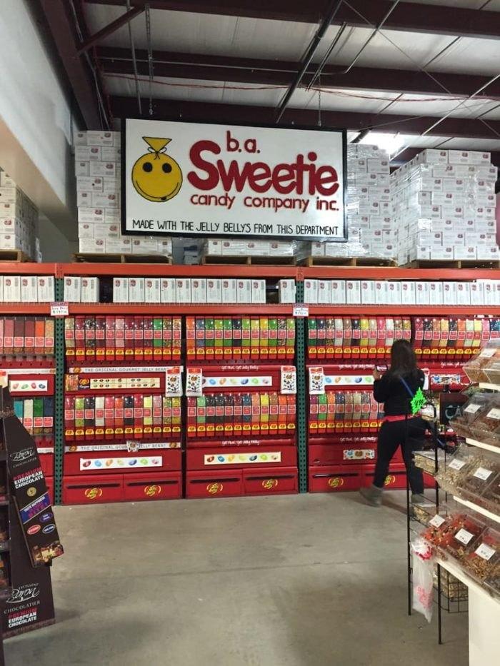 Hidden gems: b.a. Sweetie Candy Co
