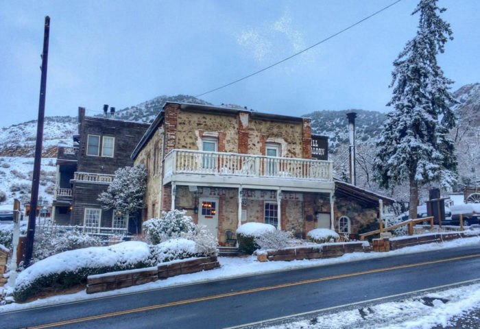 Gold Hill Hotel, Virginia City