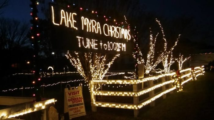 The 10 Best Christmas Light Displays In North Carolina In 2016