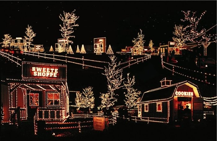 Christmas Lights In Pa.15 Best Christmas Light Displays In Pennsylvania 2016