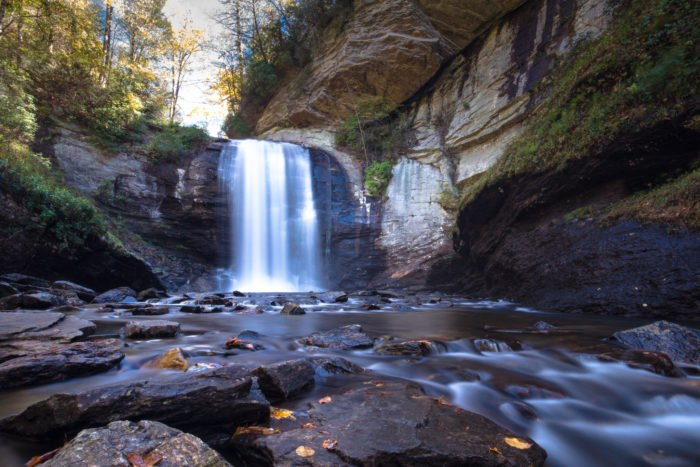 17 Gorgeous Waterfalls Across The U.S. Hiding In Plain Sight With No Hiking Required