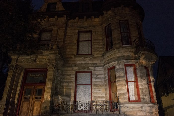 Haunted: Franklin Castle