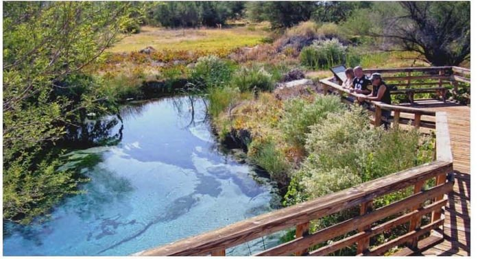 Ash Meadows National Wildlife Refuge