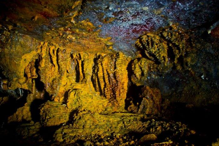 Ohio Caverns - nature