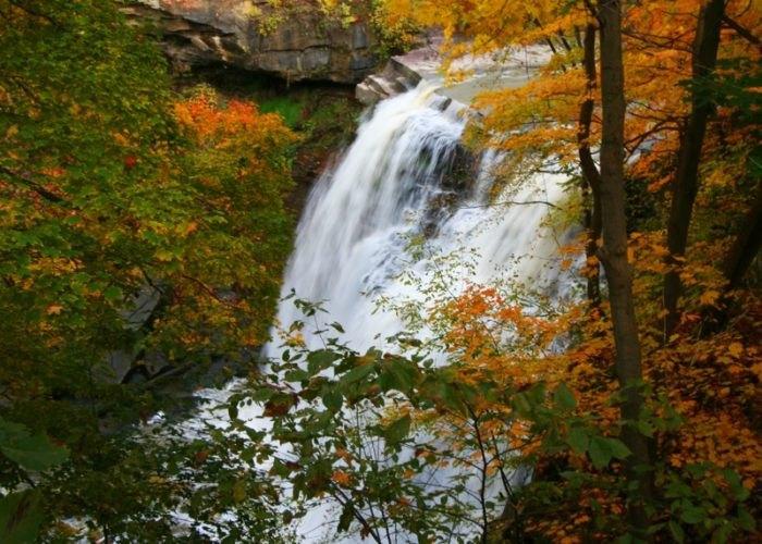 Natural wonders - Brandywine Falls