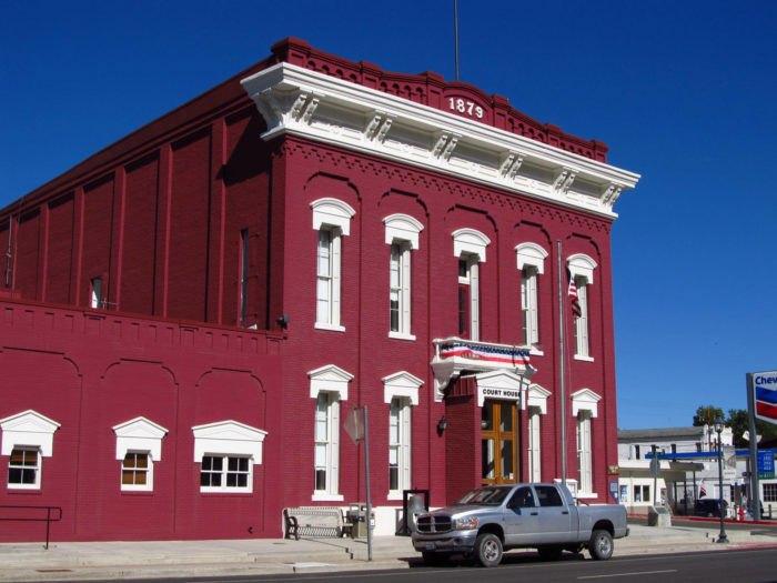 Eureka - Courthouse