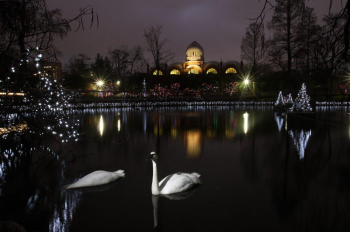 6 Best Christmas Light Displays Around Cincinnati 2017