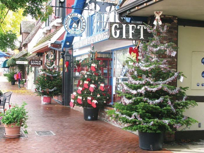 Solvang Ca Christmas.9 Of The Best Christmas Towns In Southern California In 2016